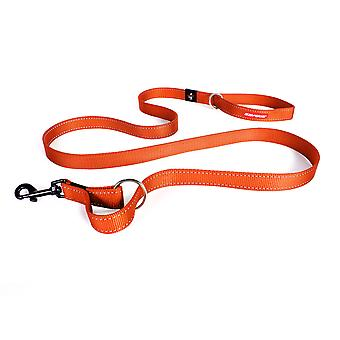 Ezydog Correa Vario 4 Naranja Fluo (Dogs , Collars, Leads and Harnesses , Leads)