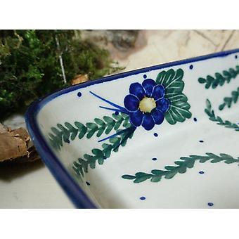 Dish / casserole, 19 x 24 x 4 cm, 47 - porcelain - BSN 6592
