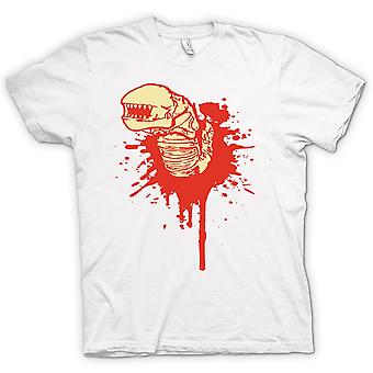 Womens T-shirt - Alien Face Hugger - Horror - Movie