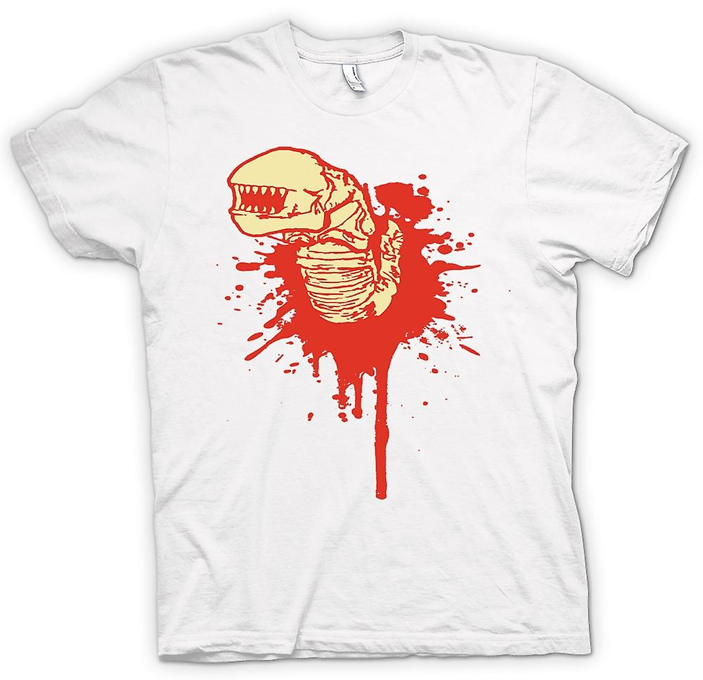 Mens T-shirt - Alien Face Hugger - Horror - Movie