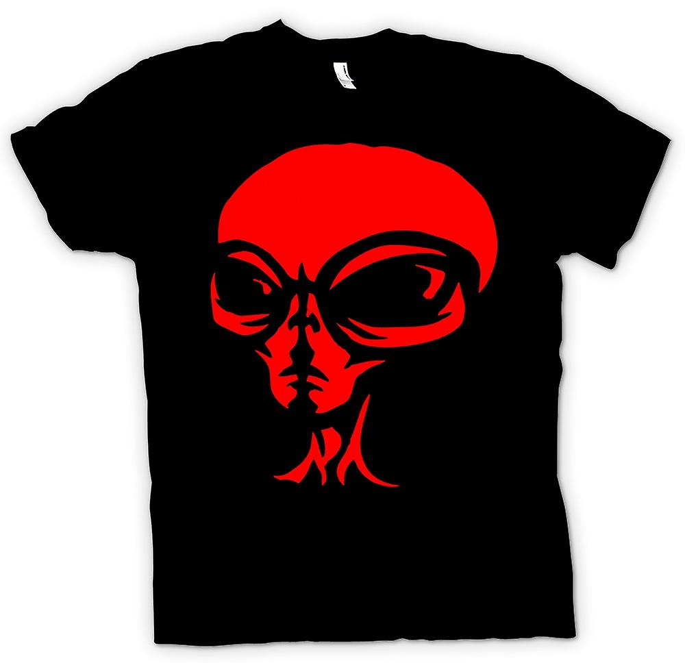 Kids T-shirt - UFO - Alien  Head