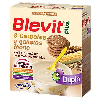 Blevit Plus Duplo 8 Cereales Galleta 600 gr