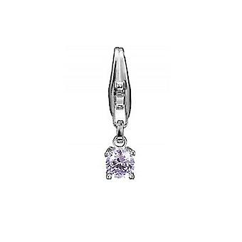 ESPRIT pendant of charms silver soloist purple ESCH90862D000