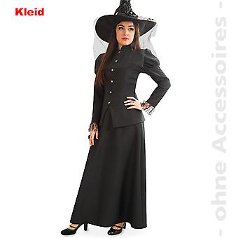 Witch Womens costume sorceress witch dress ladies costume witch