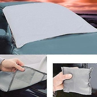 Magnetische auto voorruit Cover beschermer van de stof van de sneeuw van de schild van het ijs van Frost zon schaduw