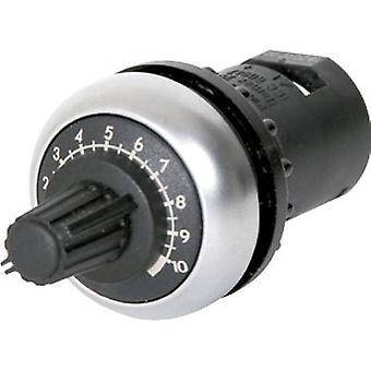 Eaton M22-R47K Single turn rotary pot Mono 0.5 W 47 kΩ 1 pc(s)
