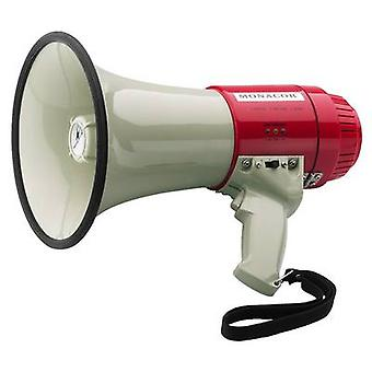 Monacor TM-22 Megaphone + strap, Built-in sound effects