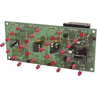 Velleman MK176 LED monteringssett versjon: montering kit 9 Vdc, 12 Vdc