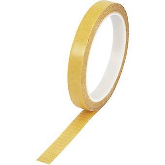 Filament tape Clear (L x W) 10 m x 12.5 mm Conrad Components