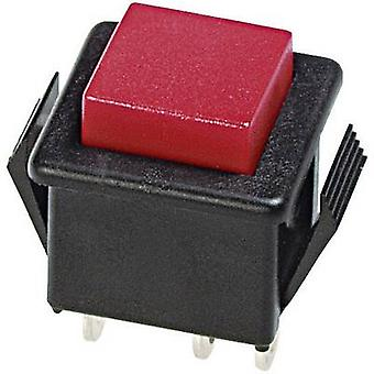 APEM 1415NA-2 Pushbutton 250 V AC 3 A 1 x On/(On) momentary 1 pc(s)