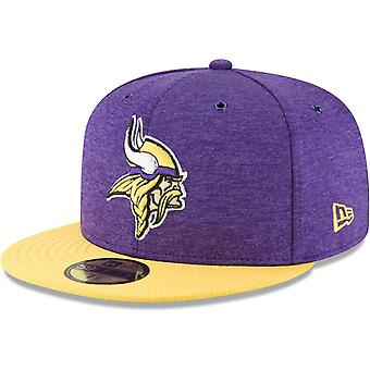 New era 59Fifty Cap - sideline home Minnesota Vikings