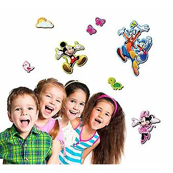 Mickey Mouse Disney muur sticker vel