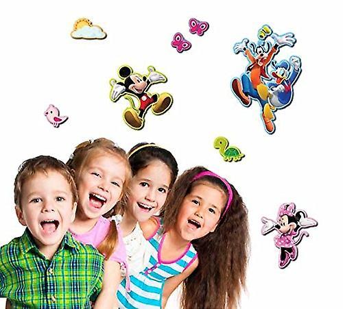 Mickey Mouse Disney foglio adesivi da parete