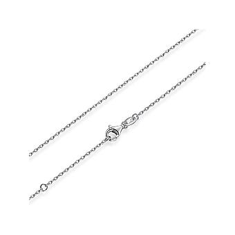 Sterling silver necklace with lobster clasp Size 45 cm