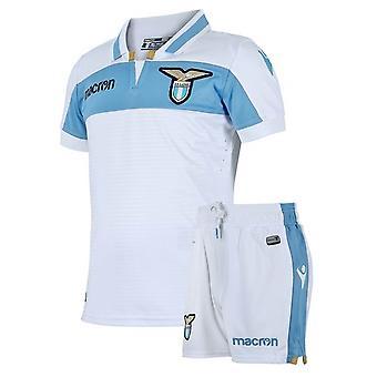 2018-2019 Lazio Away Macron Mini Kit