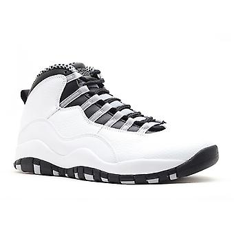 Air Jordan Retro 10 'Steel' - 310805-103 - Shoes