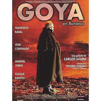 Goya in Bordeaux Movie Poster (11 x 17)