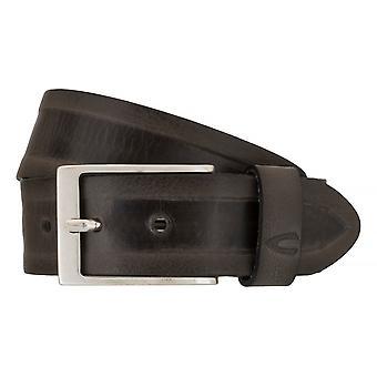 Camel active belts men's belts leather jeans belt grey 7635