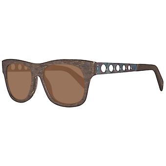 Diesel men's Brown sunglasses
