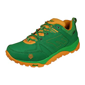 Hi Tec V Lite Sphike Nijmegen Low Mens Walking / Trail Trainers - Green