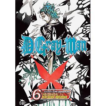 D. Gray-Man av Katsura Hoshino - 9781421510545 bok