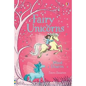 Fairy eenhoorns 3 - Wind bekoren door Zana Davidson - Nuno Alexandre Viei