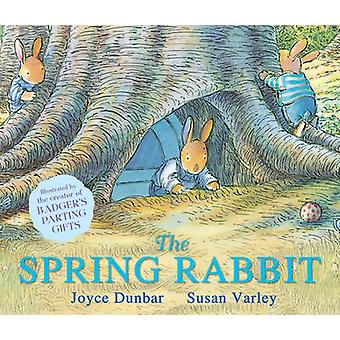 Våren kanin av Joyce Dunbar - Susan Varley - 9781783440788 boka