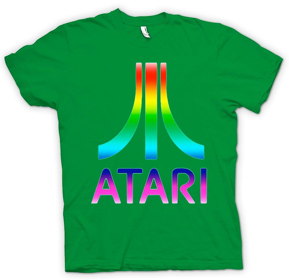 Mens T-shirt - Atari Gaming Retro Grappige