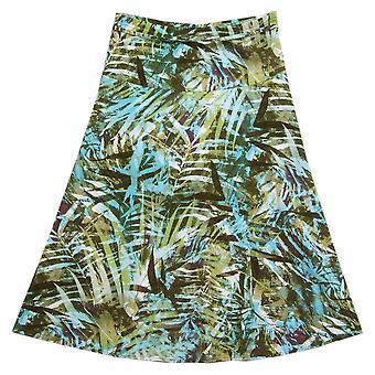 Lebek Skirt 858900 Aqua Blue
