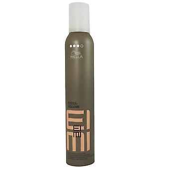 Wella Eimi extra volume styling mousse foam of 300 ml strong hold hair dryer foam TOP