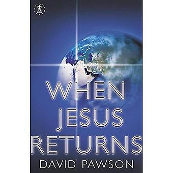 När Jesus kommer tillbaka