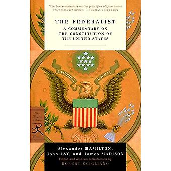 The Federalist (Modern Library Classics)