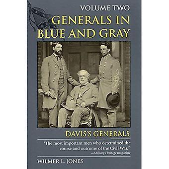 Generals in Blue and Gray: Davis's Generals v. 2