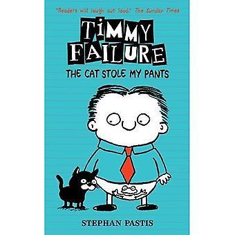 Timmy Failure: Le chat a volé mon pantalon