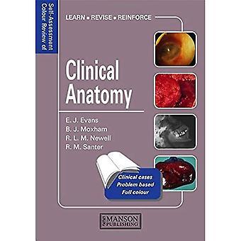 Klinisk anatomi (självutvärdering färg recension)