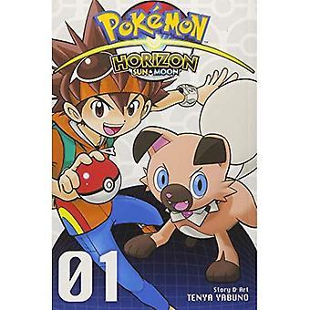 Horizonte de Pokemon: el sol y Luna, Vol. 1 (Pokemon)