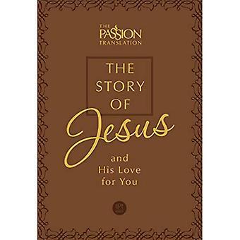 Berättelsen om Jesus (Faux läder Edition): och hans kärlek till dig