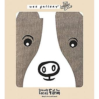 Wee Gallery Friendly Faces:� Farm UK (Wee Gallery Cloth Books)