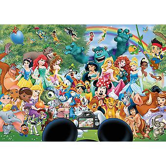 Educa The Marvellous World Of Disney II Jigsaw Puzzle (1000 Pieces)