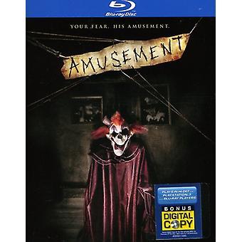 Amusement [Blu-ray] USA import