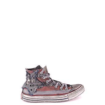 Converse Multicolor tyg Hej Top Sneakers