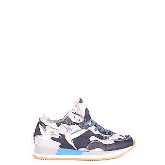 Philippe Model Etoile Multicolor Denim Sneakers