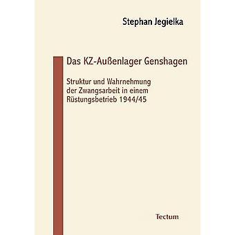 Das KZAuenlager Genshagen by Jegielka & Stephan