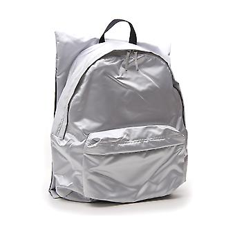 Eastpak Silver Polyurethane Backpack