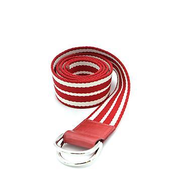 Red Valentino White/red Fabric Belt