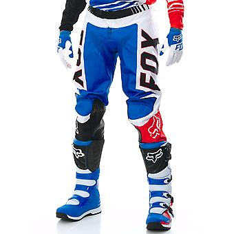 Fox Blue-Red Limited Edition Fiend 180 MX Pant