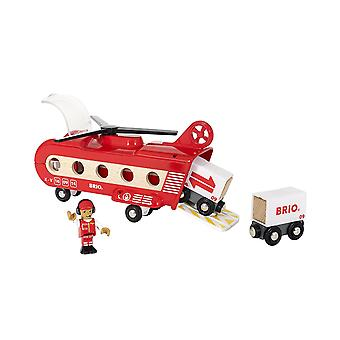 BRIO World - Cargo Transport Helicopter