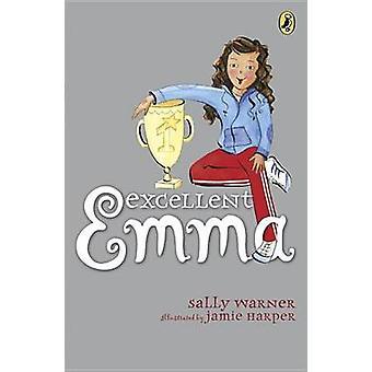 Excellent Emma by Sally Warner - Jamie Harper - 9780142415696 Book