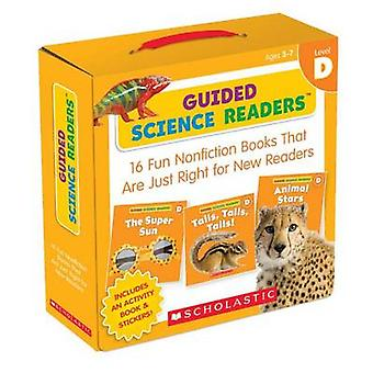 Guided Science Readers - Level D - 16 Fun Nonfiction Books That Are Jus
