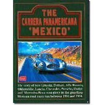 The Carrera Panamericana  -Mexico - by R. M. Clarke - 9781855204126 Book